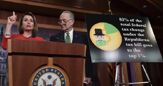 """Now Democrats Have Their Own """"Repeal And Replace"""" Mantra… For Tax Cuts"""