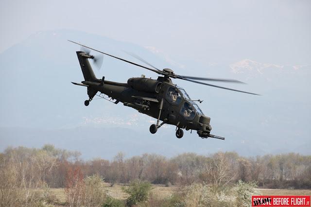 Elicotteri Mangusta Afghanistan