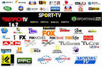 stream channel rtp globo SPORT TV axn premium iptv links