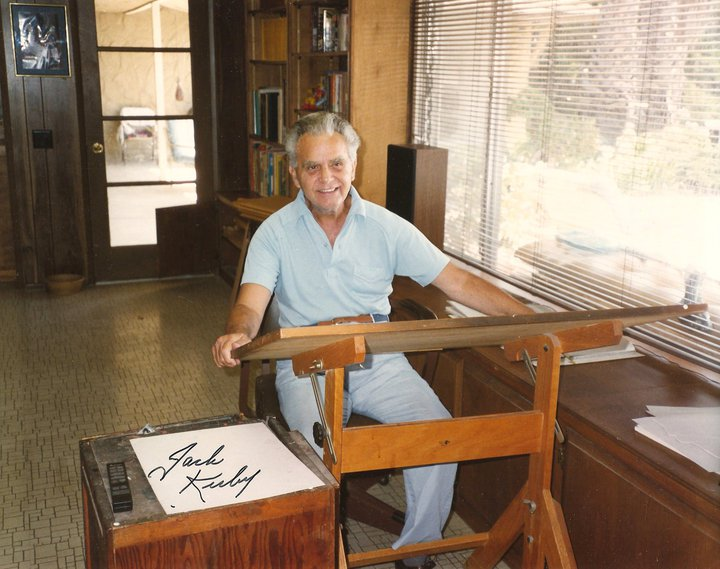 Scheme 9 Jack Kirby S Drawing Table