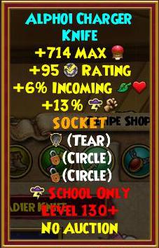 Level 130 Gear Wizard101 - 0425