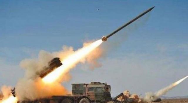 جماعة الحوثي تطلق صاروخ باليستي فوق نجران السعودية