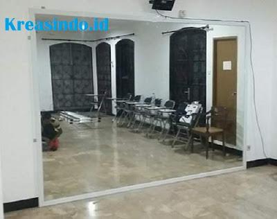 Harga Kaca Pintu Kaca Frameless dan Partisi Kaca Kamar Mandi Tempered