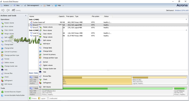 acronis disk director v12 0