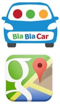BlaBlaCar, da adesso è disponibile come funzione su Google Maps.