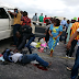 Many Injured In Multiple Accident On 3rd Mainland Bridge In Lagos (Photos)