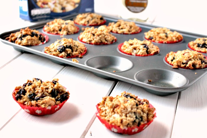 Fruit and Nut Breakfast Cups