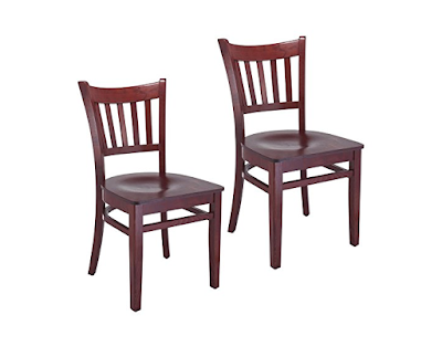 Beechwood Mountain Vertical Side dining Chair