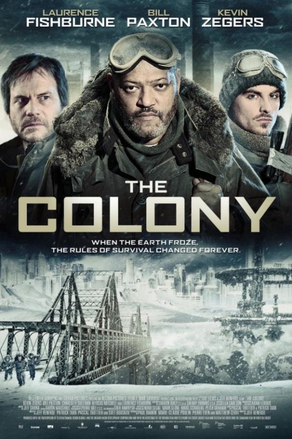 The Colony 2013 Hindi Dual Audio 720p BluRay