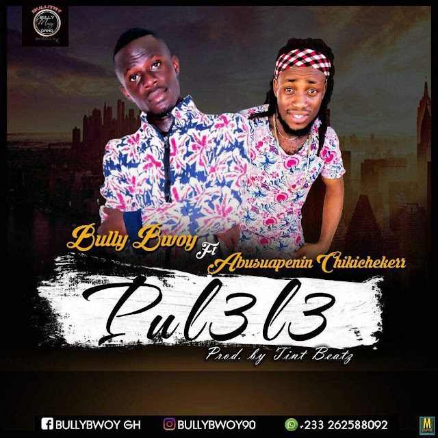 Bully Bwoy__Pul3l3(Feat. Abusuapenin Chikichekerr)(Produced by Tint Beatz)