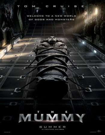 Download The Mummy (2017) HDCAM Full Movie  Cover