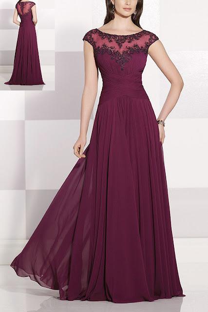 vestido para festa de gala