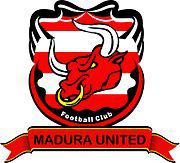 gambar logo Madura United