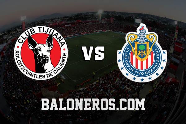 Tijuana vs Chivas 2016