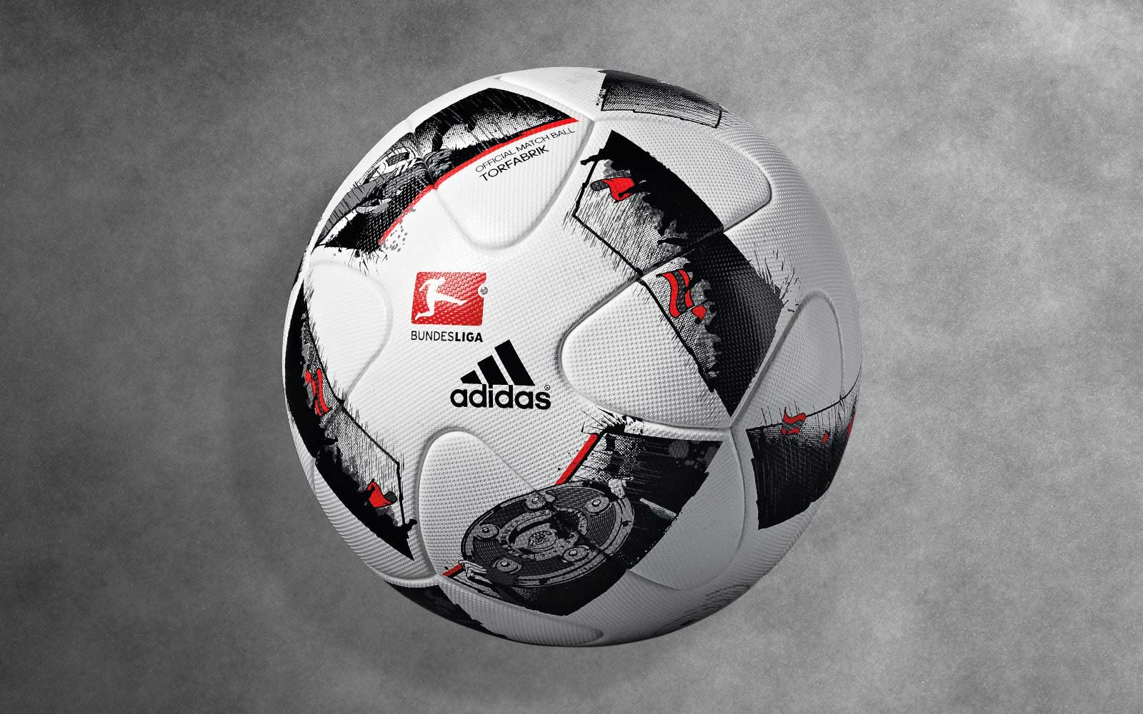 Adidas torfrabik 16 17 bundesliga ball released footy for Bundesliga videos