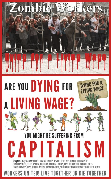 Dying for a Living Wage