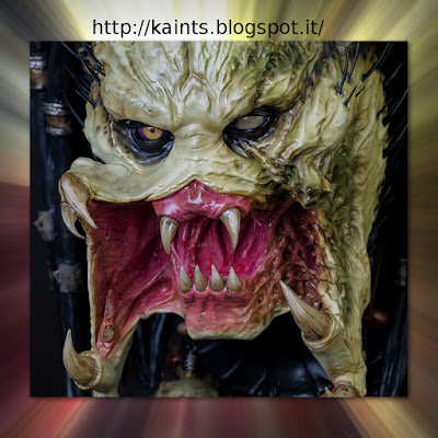 Wolf Predator LIFE-SIZE BUST della Coolprops