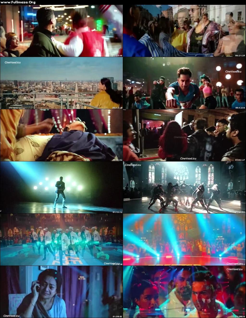 Street Dancer 3D full movie download 720p full HD