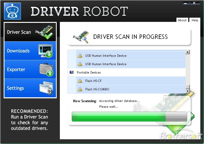 driver robot license key crack free download