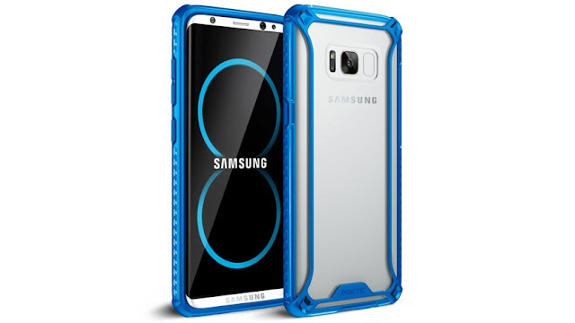 Poetic Affinity Samsung Galaxy S8 Plus Case