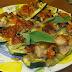 Zucchine ripiene al forno light