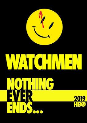 Watchmen 2019 Series Poster 1
