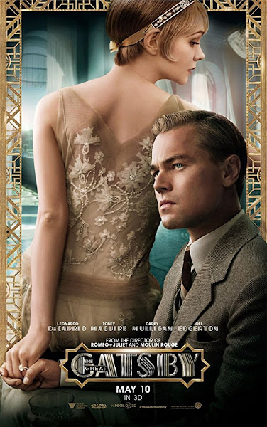 Poster of The Great Gatsby 2013 Dual Audio [Hindi-English] 720p BluRay ESubs Download