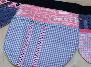 tablier de couture sewing apron