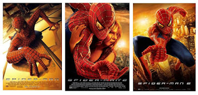 Orange Spider-Man Posters