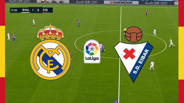 الآن مشاهدة مباراة ريال مدريد وايبار بث مباشر الريال يلا شوت الجديد 14-06-2020 في الدوري الاسباني