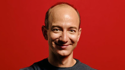 Biografi Jeff Bezos - Pendiri Amazon.com