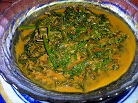 Resep Gulai Pakis (Padang, Sumatra Barat)   Aneka Masakan ...