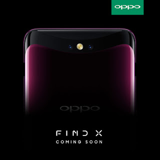 OPPO FIND X NEW MODEL