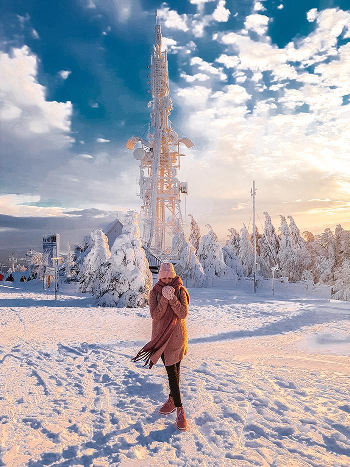 jaworzynakrynicka, krynica, zima, winter, góry, mountain, mountains, snow, bajkowazima
