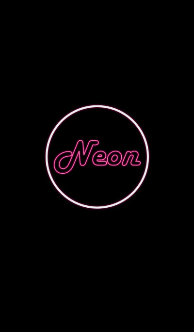 Pop Neon Theme