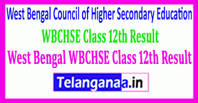 WBCHSE Class 12th Result 2019 West Bengal Inter Results 2019 West Bengal HS Results 2019