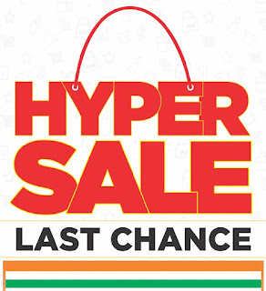 Hyper Sale' - Independence Day Sale at HyperCITY