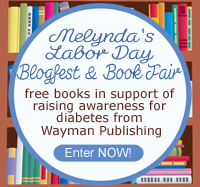 melynda button enter Wayman Publishing Blogfest and Book Fair Giveaway!
