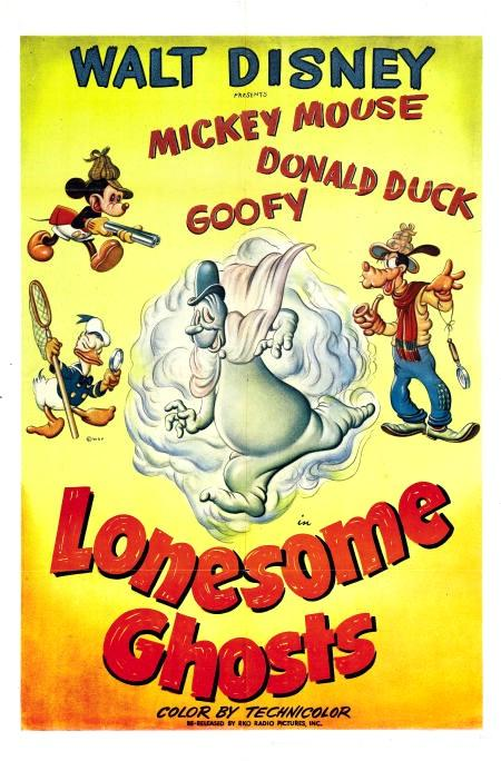 Lonesome Ghosts (Short) (1937)