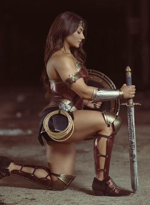 brigitte goudz sexy cosplay