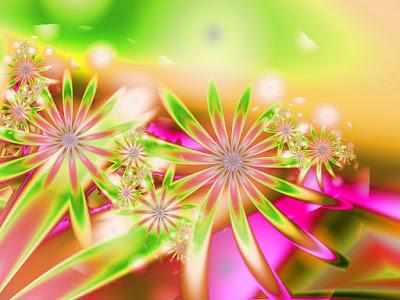 flores, dibujo floral, imagen bella