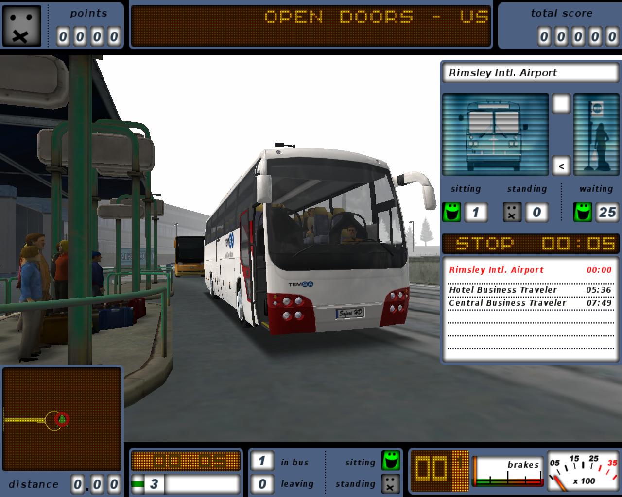 Bus Driver Temsa Edition 2013 Free Download Pc Game Full