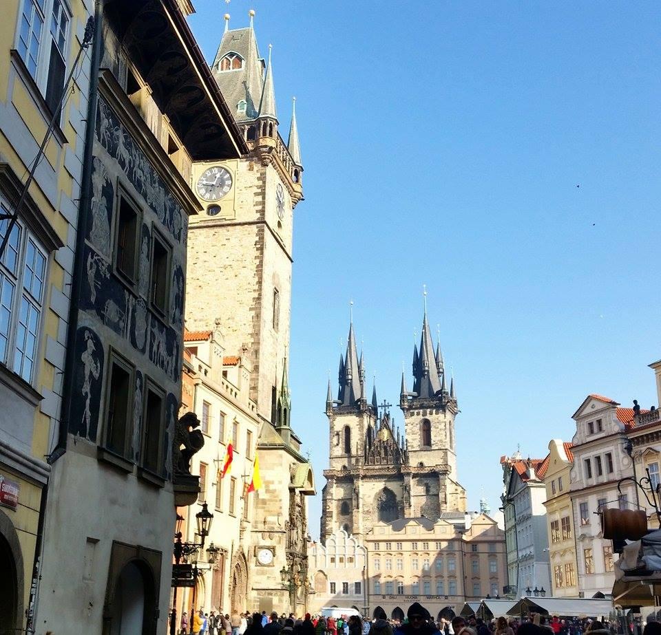 3 dni w Pradze | relacja z wyjazdu + kilka informacji