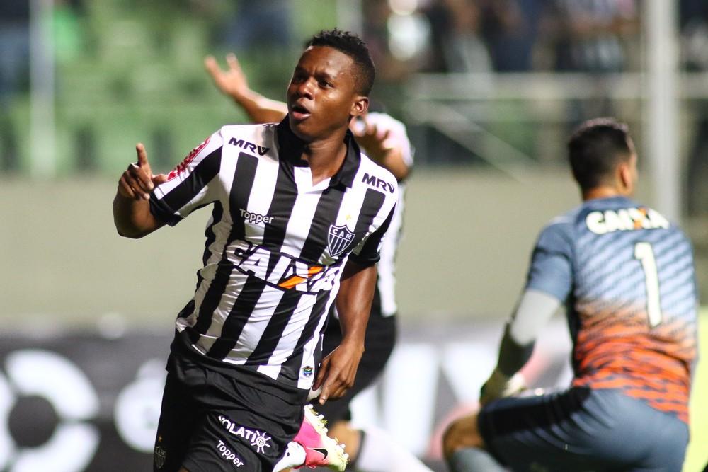 7b71525e3e Atlético MG 1 x 0 Botafogo  Copa do Brasil 2017