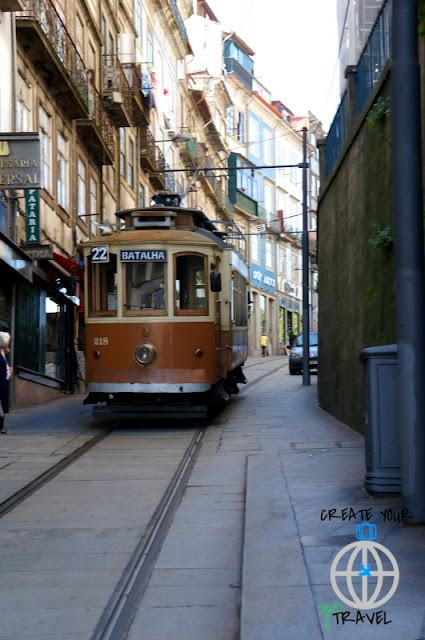tradycyjny tramwaj porto
