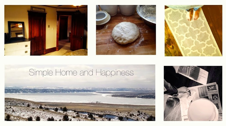 Simple Home and Happiness