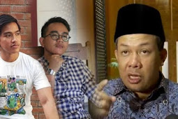 Fahri Hamzah Minta Dikritik Dua Anak Jokowi, Gibran dan Kaesang Pangarep Beri Tanggapan Tak Terduga Ini