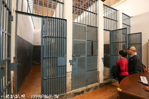 拘留室,等候法庭庭訊時,嫌疑犯的暫時留置處所