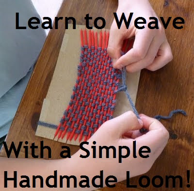 how to make a loom for kids