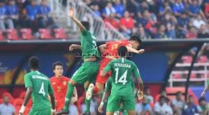 السعودية تتغلب على منتخب تايلاند بهدف وحيد وتتاهل لنصف نهائي كأس آسيا تحت 23 سنة